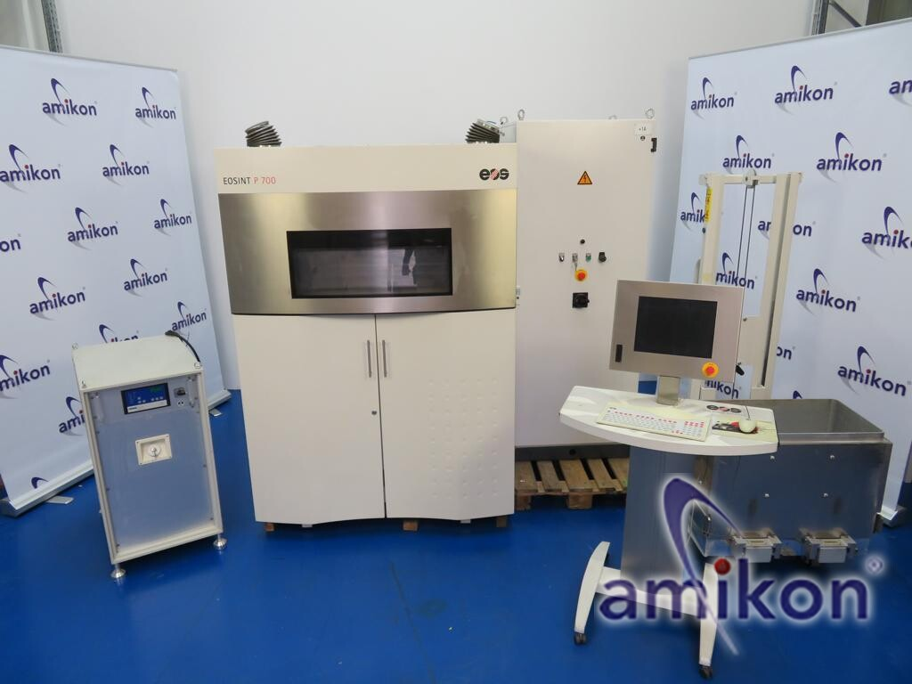 Eos Kunststoff-Laser-Sinter-System SLS EOSINT P 700 P