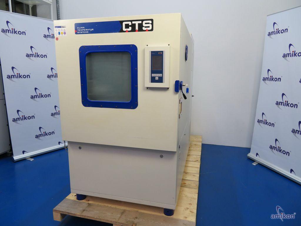 CTS Klimaprüfschrank 810 Liter -70°C ...+180°C mit Feuchte CS-70/810