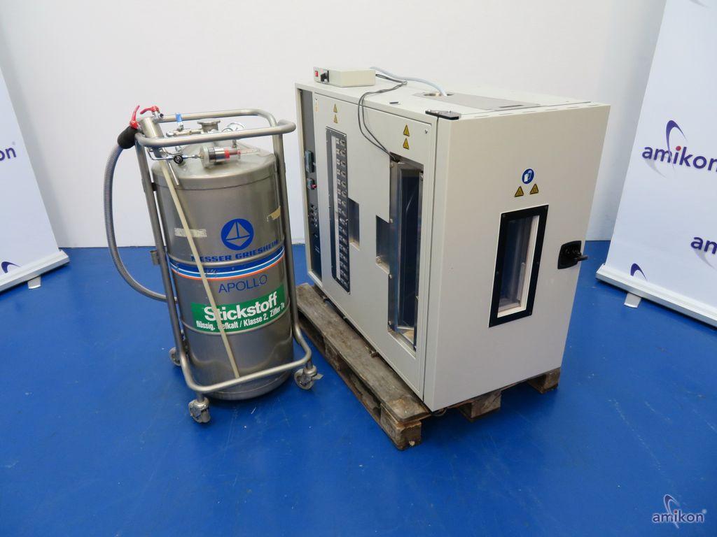 Zwick / Roell Temperierkammer für AllroundLine Temp. -80°C bis + 350°C EC2120 B