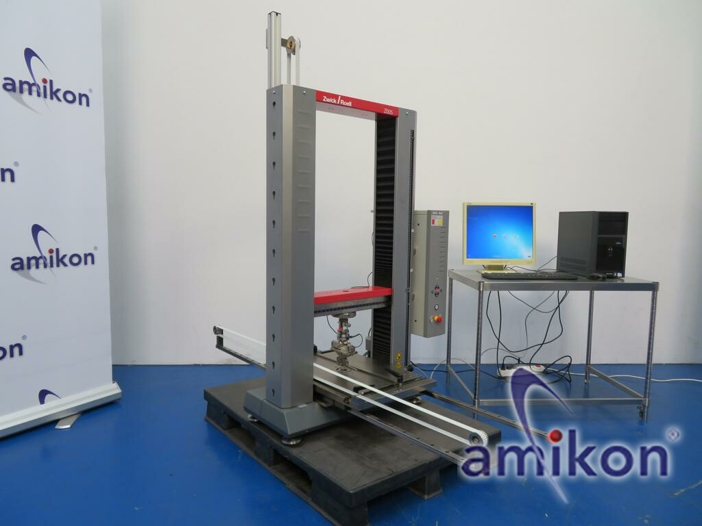 Zwick / Roell Material-Prüfmaschine 5 kN BT1-FB005TN.D14  Hover