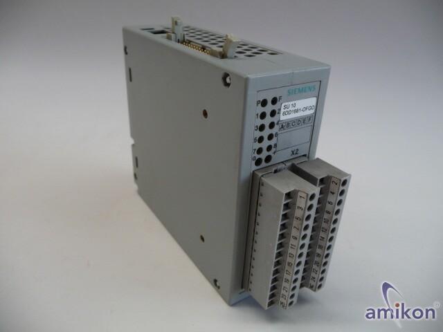 Siemens Simadyn Umsetzer SU10 6DD1681-0FG0  Hover