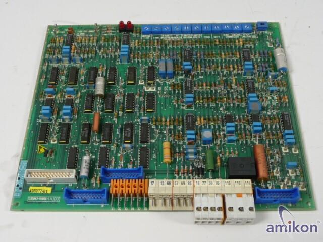 Siemens Simoreg FBG Hauptspindelregler C98043-A1086-L11