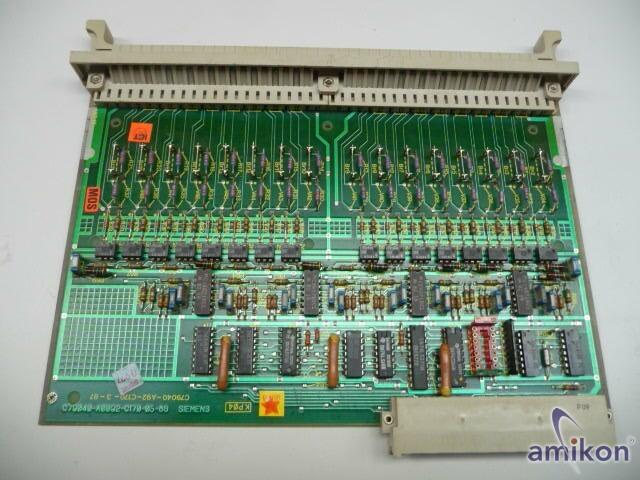 Siemens Digital Input 6ES5 431-3BA1 6ES5431-3BA11  Hover