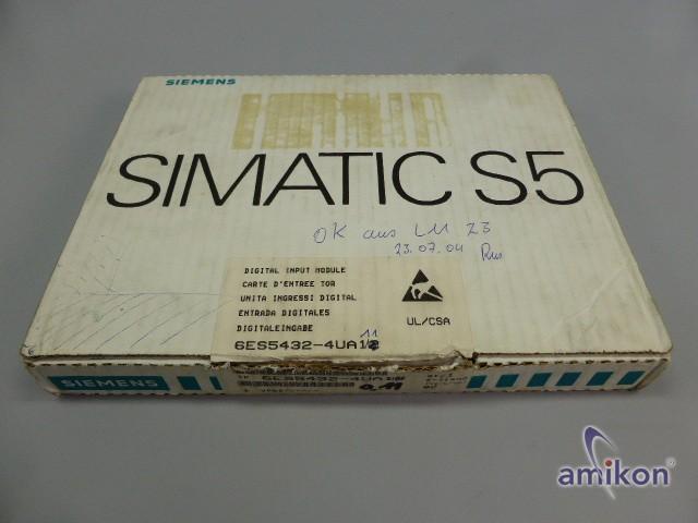 Siemens Simatic S5 Digitaleingabe 6ES5432-4UA11 6ES5 432-4UA11