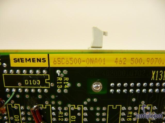 Siemens Simodrive 650 FBG Reglung  6SC6500-0NA01  Hover