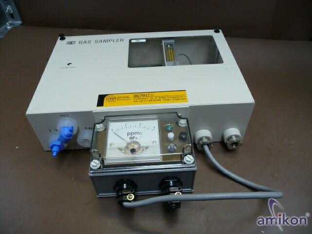 Bionics Sampler Gasanzeige TX-3730 FH