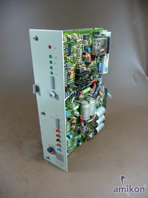 Siemens Teleperm M Stromversorgungsbaugr. 6DS1000-8AA