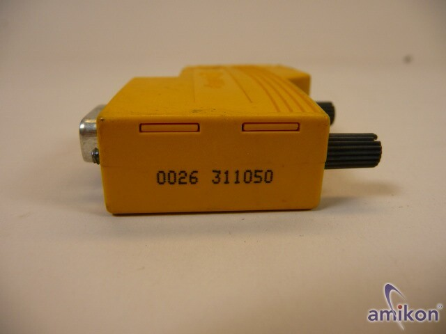 Pilz Stecker PSS SB SUB-D0 PILZ SAFETY RELAY 311050  Hover