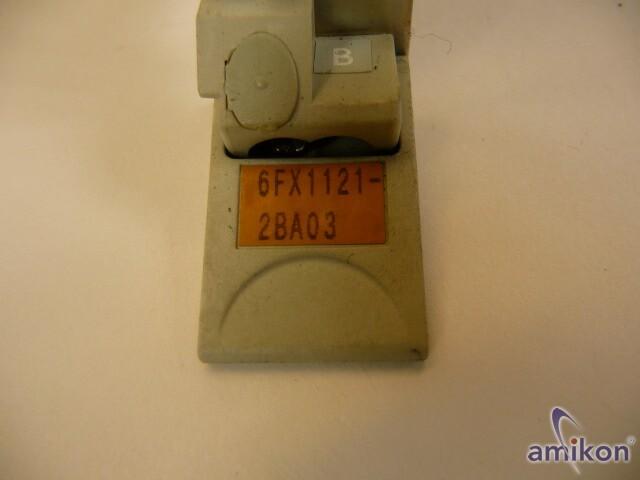 Siemens Sinumerik Interface Baugruppe 6FX1121-2BA03  Hover