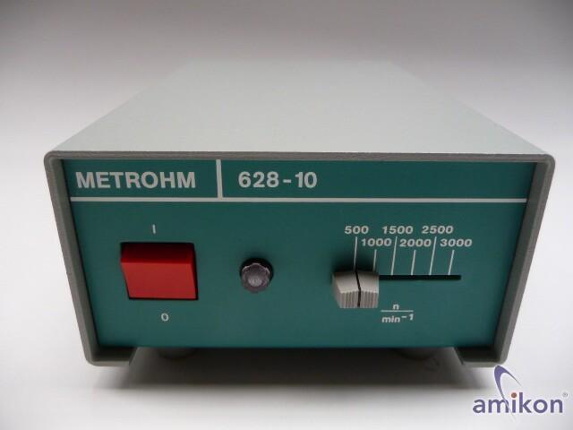 Metrohm 628-10