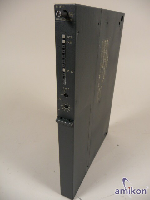 Siemens Interface Module 6ES7461-1BA01-0AA0