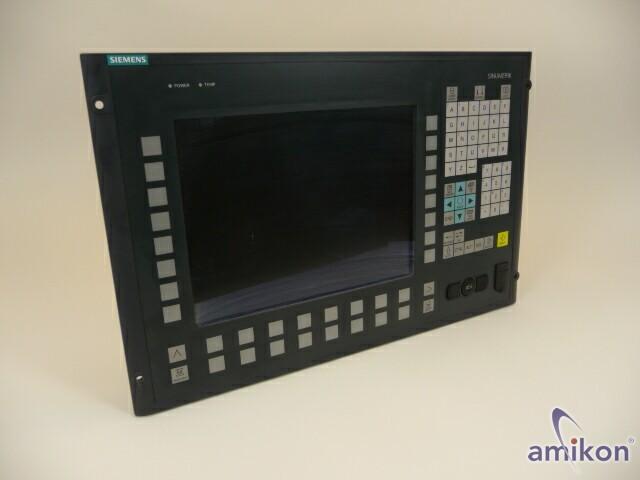 Siemens Sinumerik Bedienpanel 6FC5203-0AF02-0AA0 + 6FC5210-0DF01-0AA0 (2)