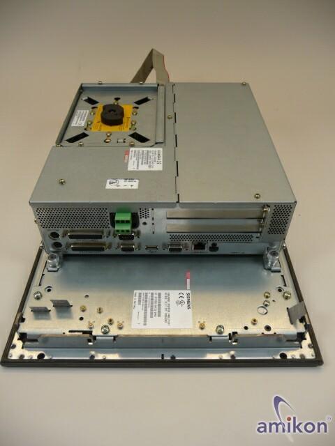 Siemens Sinumerik Bedienpanel 6FC5203-0AF02-0AA0 + 6FC5210-0DF01-0AA0 (2)  Hover