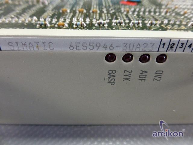 Siemens Simatic S5 CPU 946 Zentralbaugruppe 6ES5946-3UA23 6ES5 946-3UA23  Hover