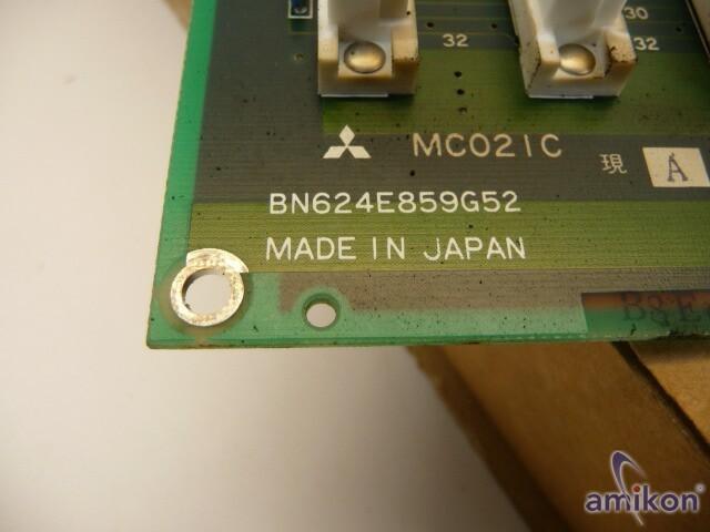 Mitsubishi Mazak Circuit Board MC021C __ BN624E859G52  Hover