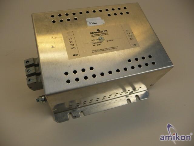 Baumüller Netzfilter Filter BFN 3-1-56 FU