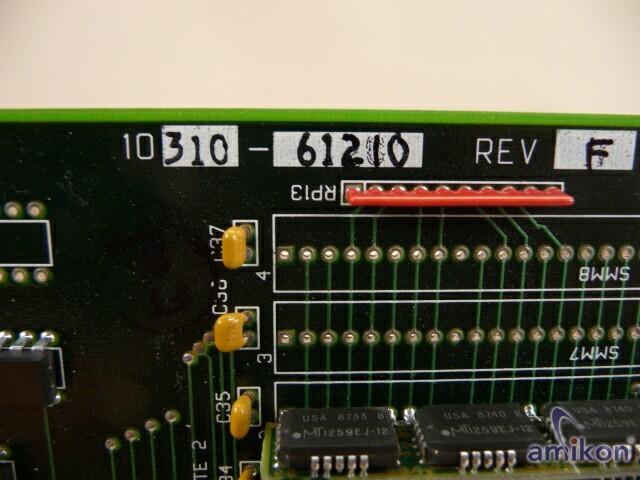 Adept Tech 10310-61210 REV F  Typ: 20310-60000 REV B  Hover