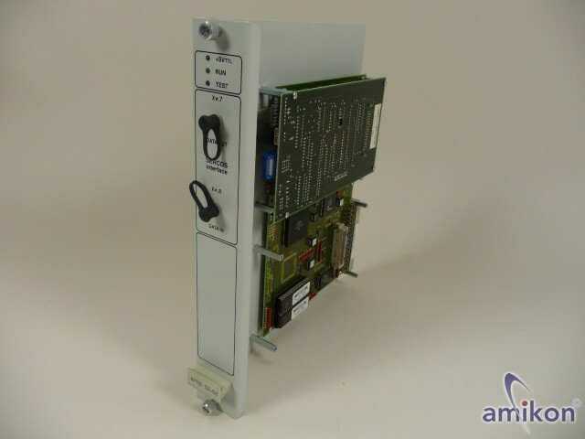 Indramat SERCOS Interface Modul APRB02-02-FW