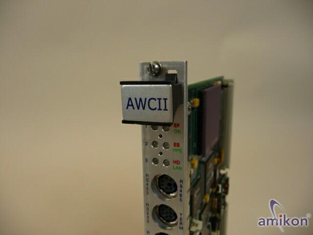 ADEPT TECHNOLOGY AWC ll ASSY 10350-00104 REV G  Hover