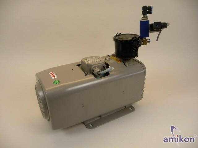 Trockene Drehschieberpumpe Ölfreie Vakuumpumpe SB.16 9801024