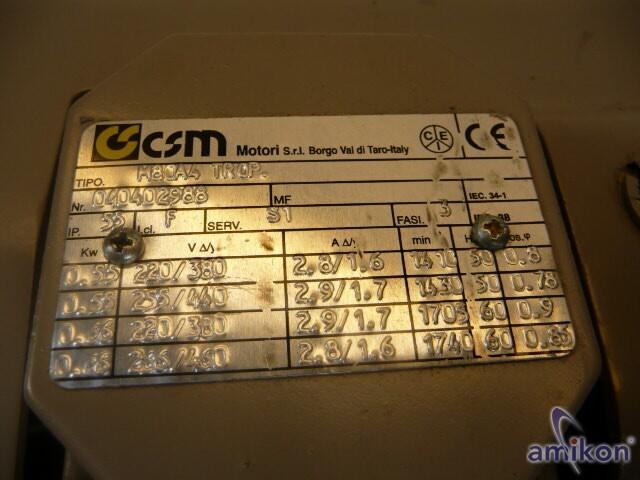 Trockene Drehschieberpumpe Ölfreie Vakuumpumpe SB.16 9801024  Hover