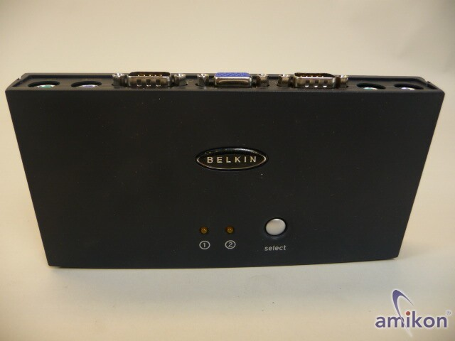 Belkin KVM Switch F1DB102P
