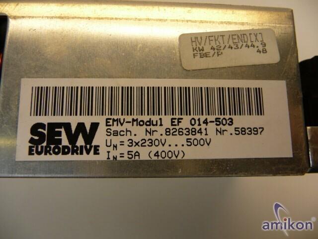 SEW EMV-Modul EF014-503  Hover