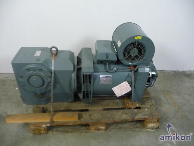 SEW EURODRIVE Drehstrommotor KA106/A mit Fremdbelüftung und Gleichstrombremse