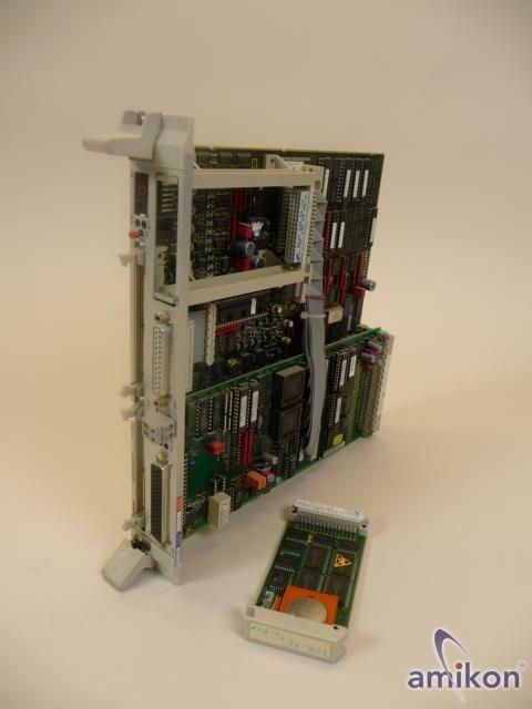 Siemens Simadyn D Prozessormodul 6DD1606-2AC0 + Programmspeicher 6DD1610-0AG5