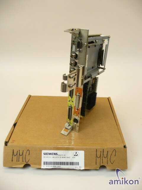 Siemens Sinumerik MMC-CPU 6FC5110-0DB03-0AA2 6FC51100DB030AA2 E-Stand: M