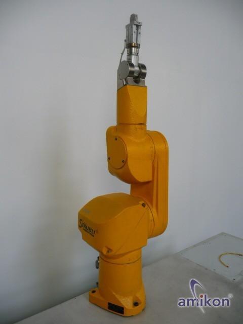 Stäubli Roboter RX 60 mit Steuereinheit  CS7B RX60  Hover