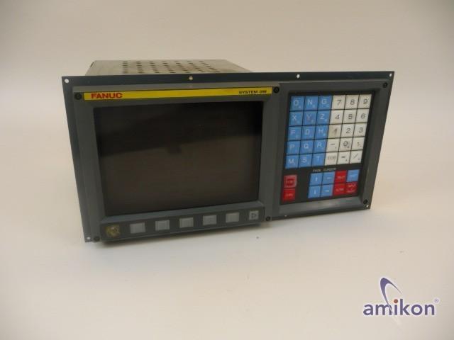 Fanuc MDI CRT Unit A02B-0084-C112 A02B0084C112