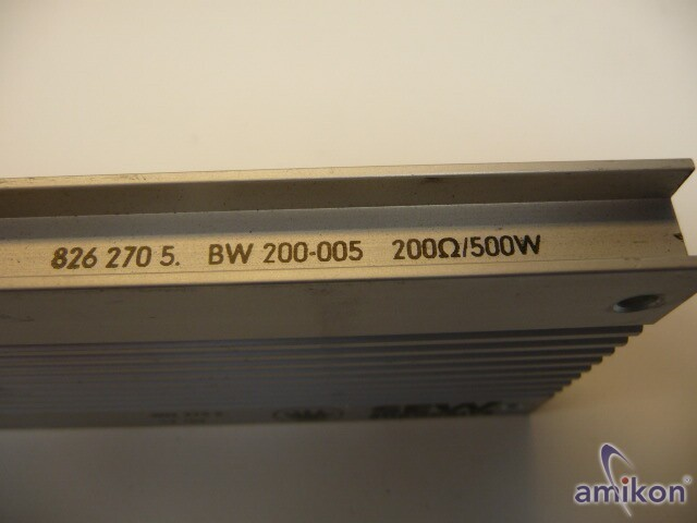 SEW Bremswiderstand BW200-005 BW 200-005  Hover