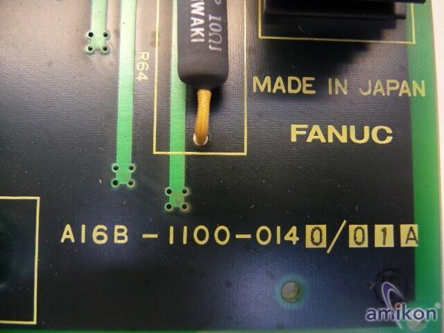 Fanuc Modul A16B-1100-0140/01A  Hover