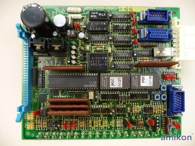 Fanuc Modul A20B-1000-0590/06B