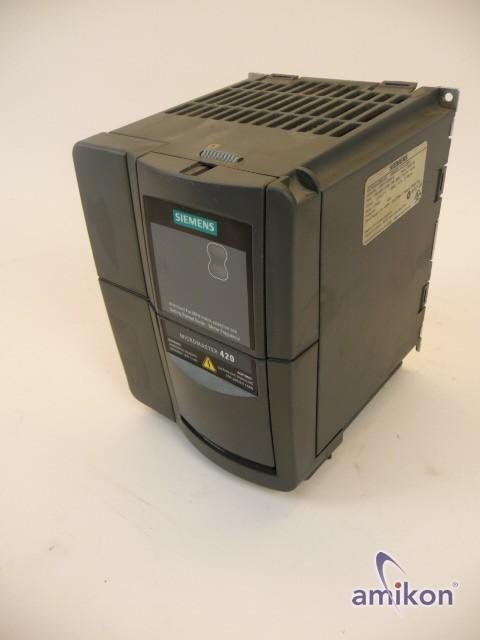 Siemens Micromaster 420  6SE6420-2UD22-2BA0 6SE6 420-2UD22-2BA0