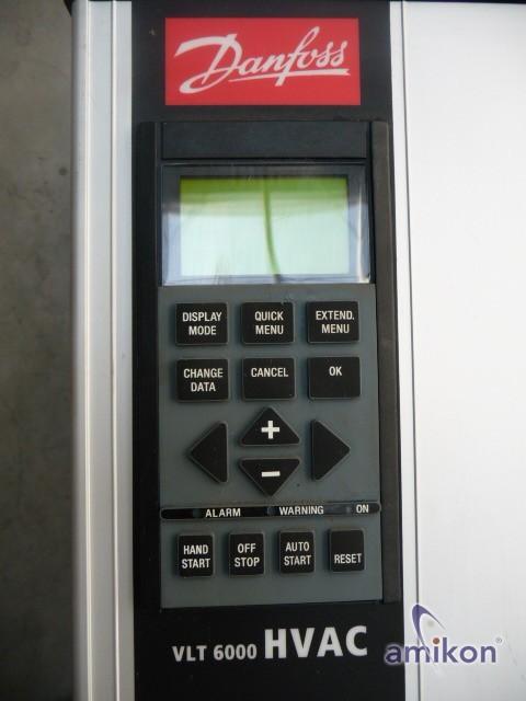 Danfoss VLT 6016 HT 175Z7054 11KW 17,3 kVA VLT6016HT4C54STR3DLF00  Hover