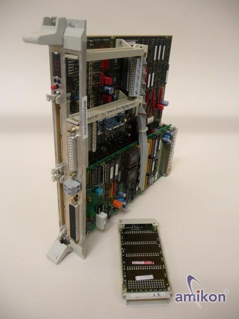 Siemens Simadyn D Prozessormodul 6DD1606-2AC0 + Programmspeicher 6DD1610-0AG1
