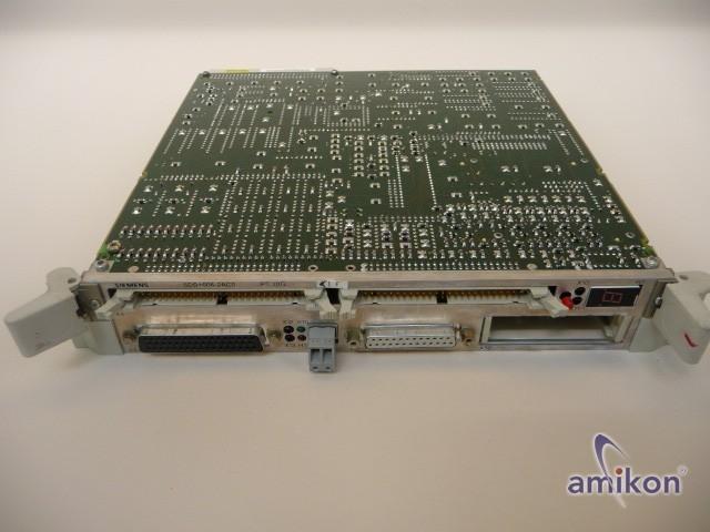 Siemens Simadyn D Prozessormodul 6DD1606-2AC0 + Programmspeicher 6DD1610-0AG1  Hover