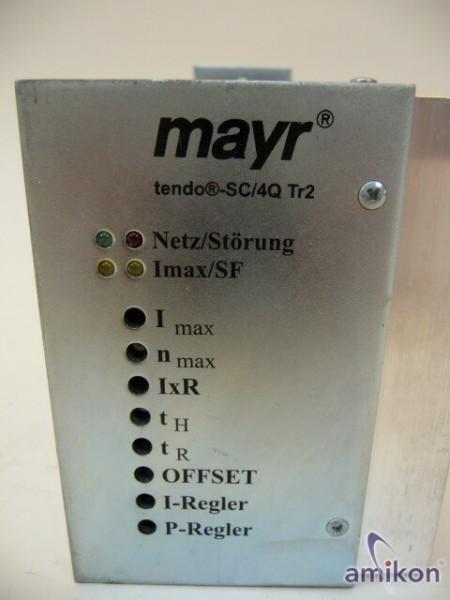 Mayr tendo-SC/4Q Tr2 4 Quadranten-Regler  Hover