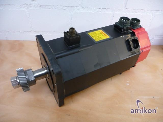 Fanuc AC Servo Motor Model 10 A06B-0501-B751
