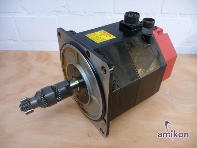 Fanuc AC Servo Motor Model 20F A06B-00352-B731