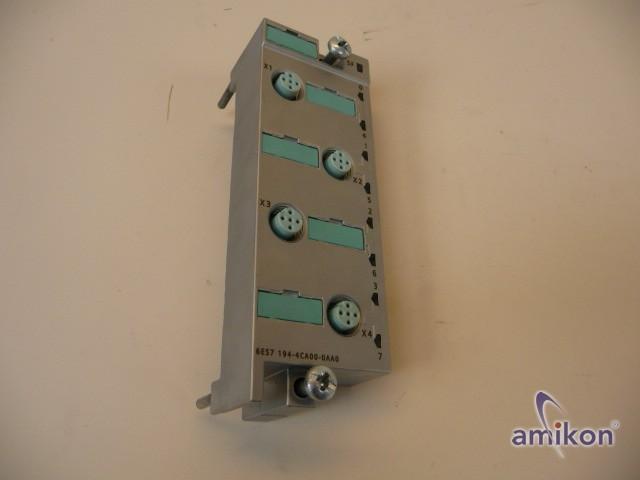 Siemens Simatic S7 Anschlussmodul 6ES7194-4CA00-0AA0 6ES7 194-4CA00-0AA0