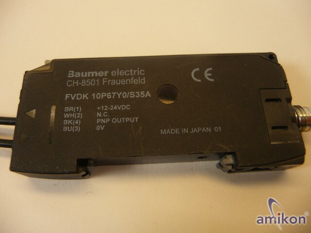 Baumer electric Sensor FVDK 10P67Y0/S35A  Hover