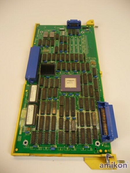 Fanuc PC Board A16B-1211-0901 B A16B12110901 B