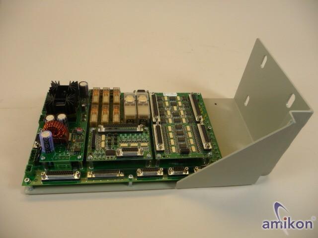 Stäubli Sicherheits.-Modul auf Grundplatte D23145300 2 / D23145201 1