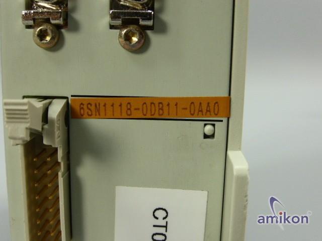 Siemens Simodrive Regelungseinschub 6SN1118-0DB11-0AA0   Hover