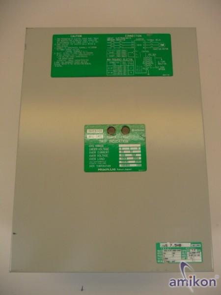 Hitachi Inverter VWS 7.5 HB  7,5 kVA Frequenzumrichter