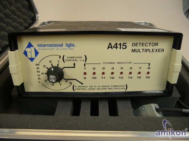 International Light A415 Multiplexer A 415  Hover