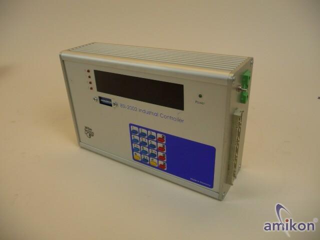 Wilke Technology BSI-2002 Industrial Controller II